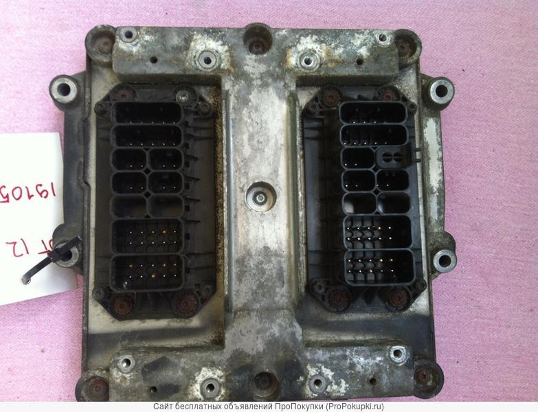 Электронный блок управления двигателем авто Скания