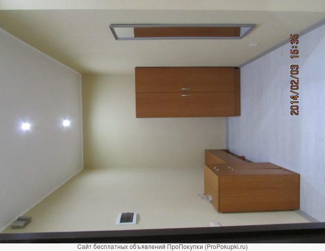 Сдам посуточно 1-комнатную квартиру в новом доме