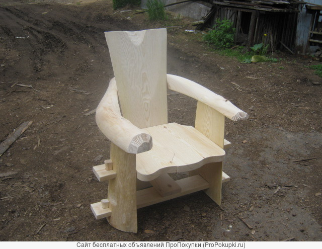 кресло (осина)