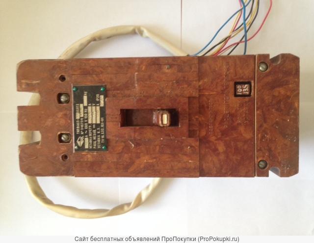 Автоматический выключатель ВА 63-32