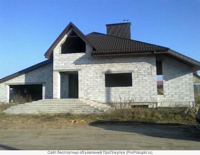 Проектирование и строительство домов, коттеджей, бань
