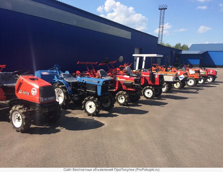 Продажа Японских мини тракторов