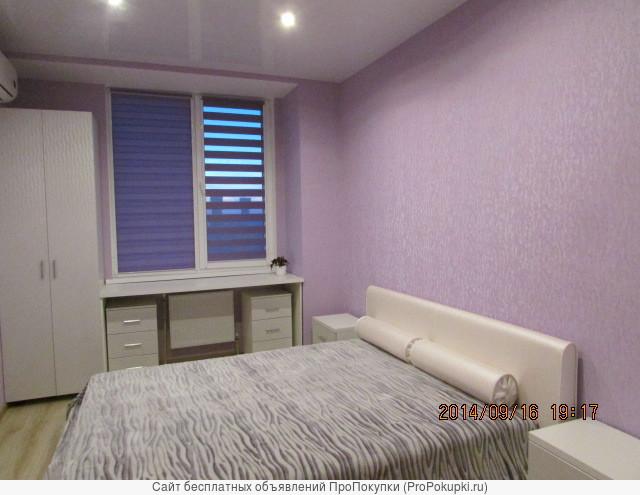 Сдам длительно или посуточно 2х-комнатную квартиру в новом доме