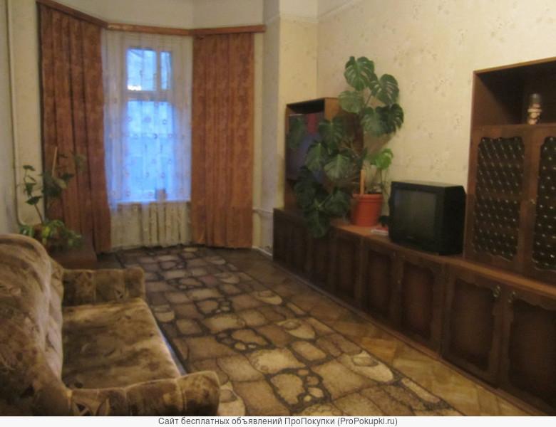 Сдается посуточно комната(26м2) в центре м. Василеостровская