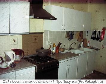 Большая комната (21 м2) посуточно в центре Санкт-Петербурга метро Василеостровская