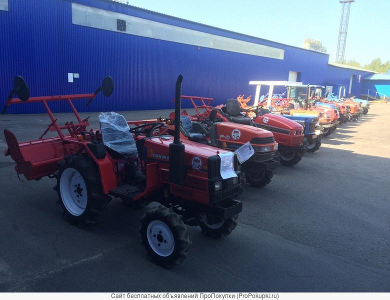 Продам Японские мини-трактора,