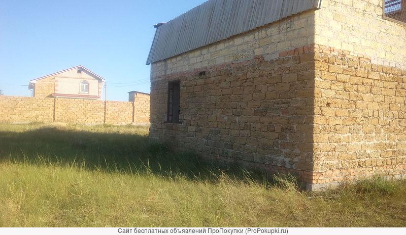 Недорого продам недостроенный дом