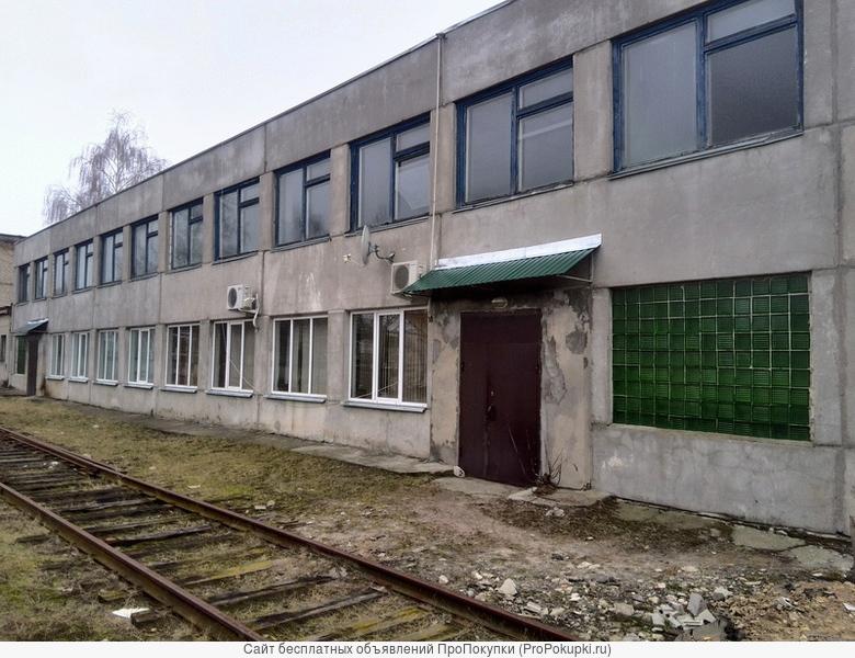 Производственно-административное здание