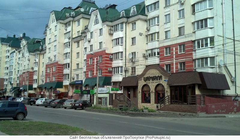 Квартира в историческом центре Липецка