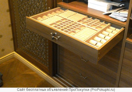 Хранение украшений и ювелирных изделий