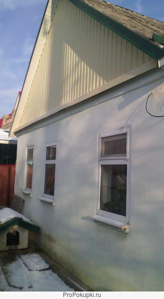 продам дом 42 кв.м ,на уч-ке 6 соток.в ст.северской