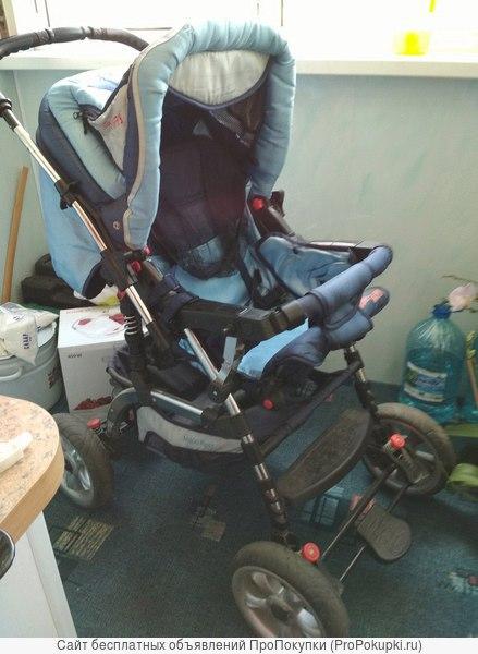 Продам недорого детскую коляску зиа-лето