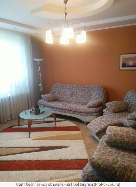3-комнатная квартира в Нефтеюганске