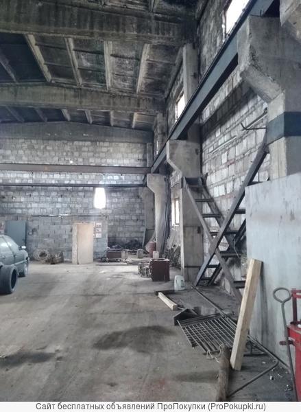 Производственно-сладской комплекс в Витебске