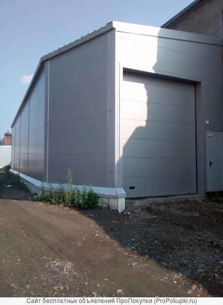 Сдам складское помещение 144м2
