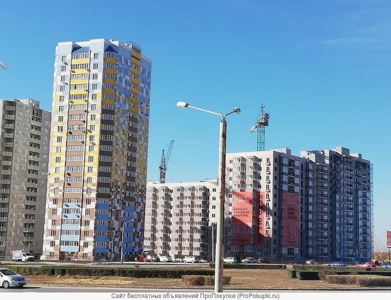 Продается двухкомнатная квартира на Левенцовке