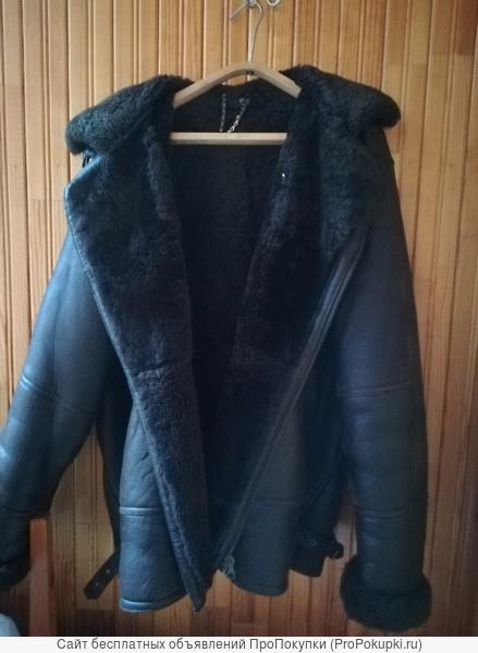 продажа зимней куртки-дубдёнки