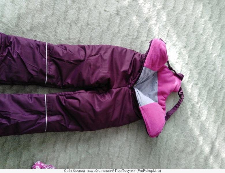 Продам зимний костюм мембрана тм русланд 110,116,122,128