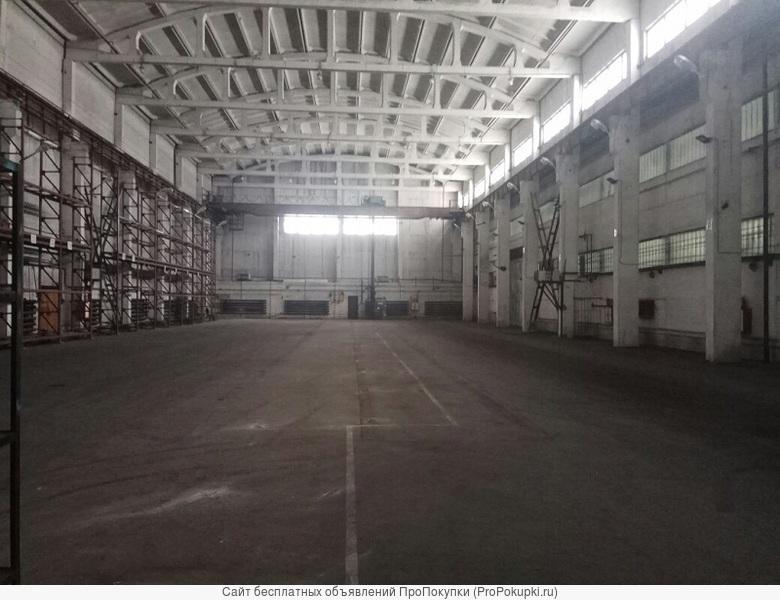 Под склад или производство в Некрасовке