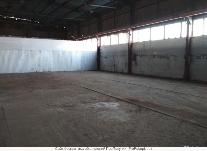 Производственное помещение на Ларина