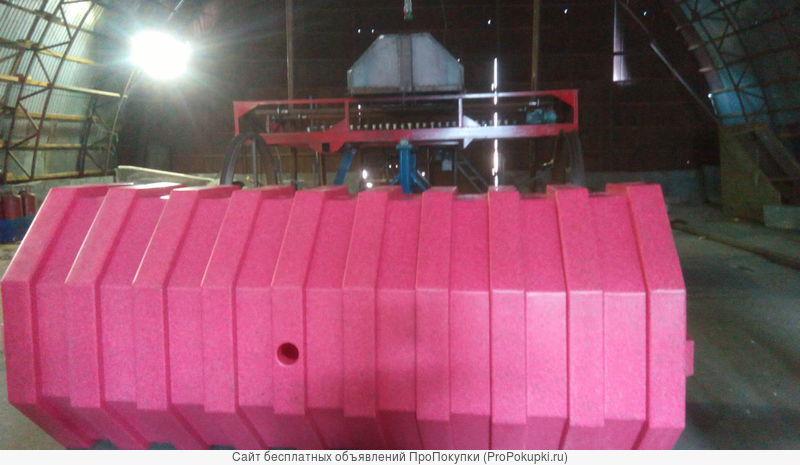 Оборудование для изготовления объёмных изделии из полимеров