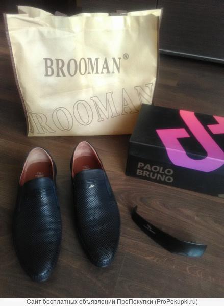 продам новые итальянские туфли