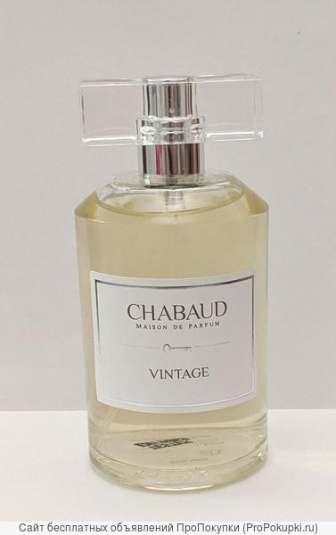 Chabaud Maison de Parfum Vintage edp 100 ml