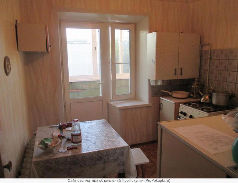 Продажа двухкомнатной квартиры