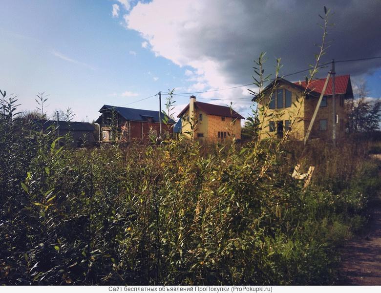 земельный участок с домом в центре Перми
