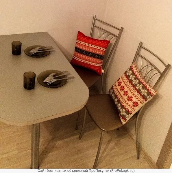 Сдаётся квартира-студия на Вологодской