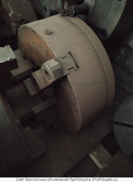 Патрон токарный трёхкулачковый Ф400 мм