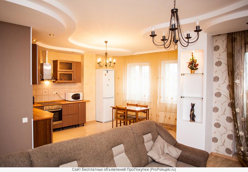 2-х комнатная квартира СГУПС