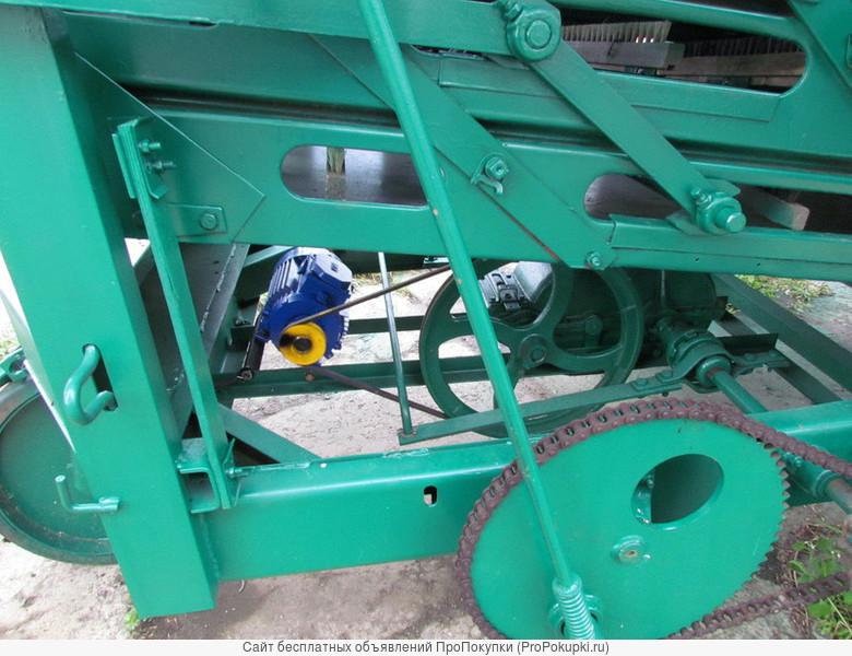Продается зерноочистительная машина ОВС 25