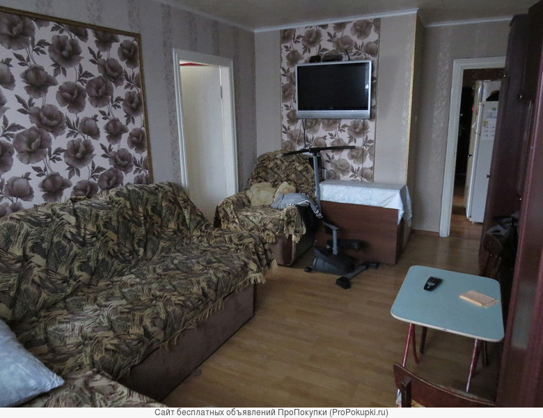 Продам 3-х комнатную квартиру в центре города Валуйки