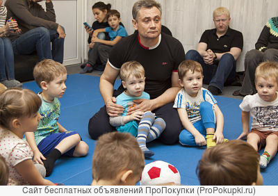 Спорт для детей 3-5 лет в Ростове на СЖМ