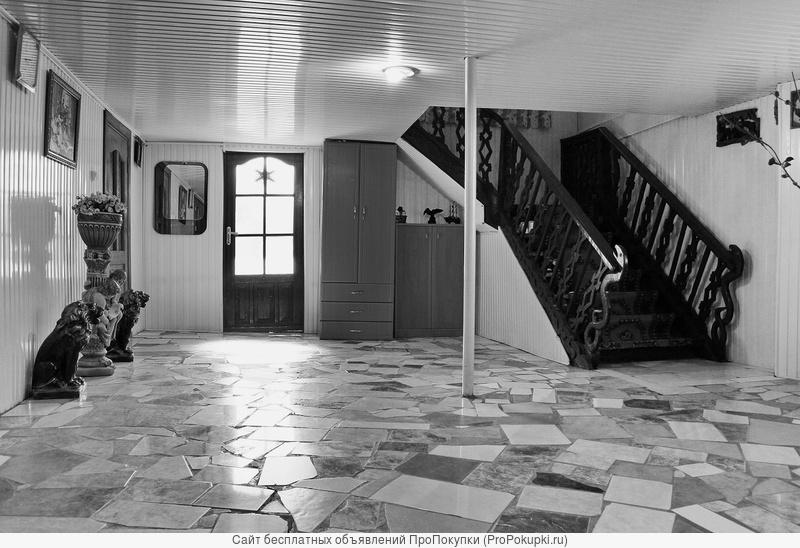 Дом 2-х этажный в Адлере