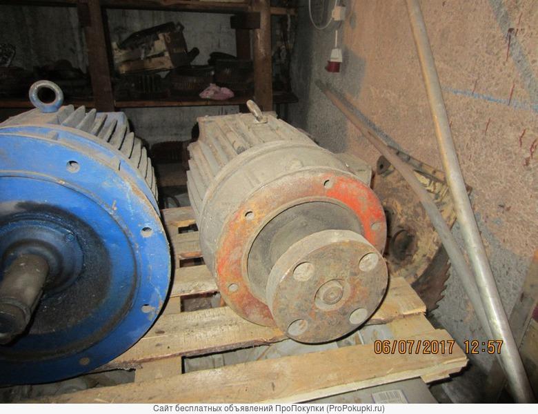 Электродвигатели п/к ГАНЦ-16 тн и ГАНЦ 5-25 (AFN-167 6C, HORS 93-6s, HORS 73b6s)