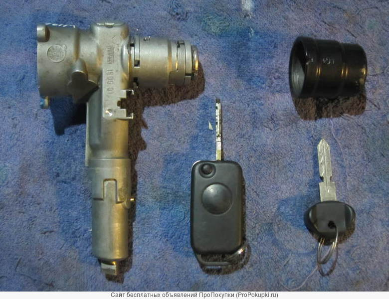 Ключ выкидной для Мерседес W124 W201 W126