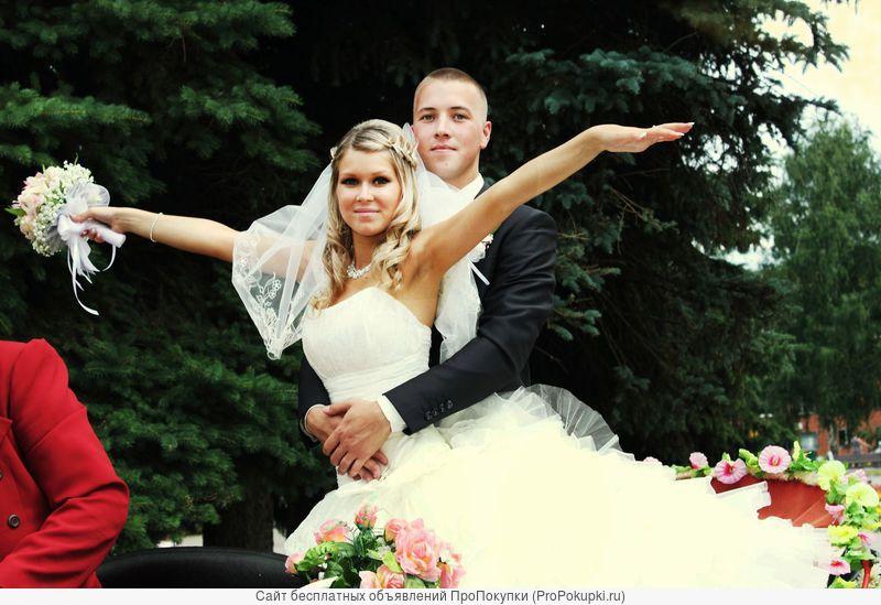 видеооператор и фотограф на свадьбу в Ижевске и Удмуртии