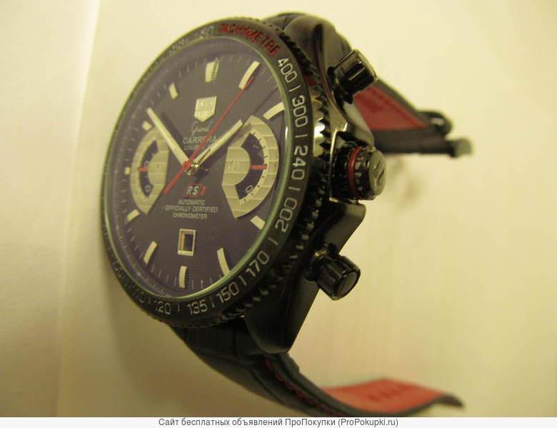 TAG Heuer Мужские часы Grand Carrera Механика с автоподзаводом