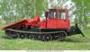 Трелевочный трактор ТСН-4Т