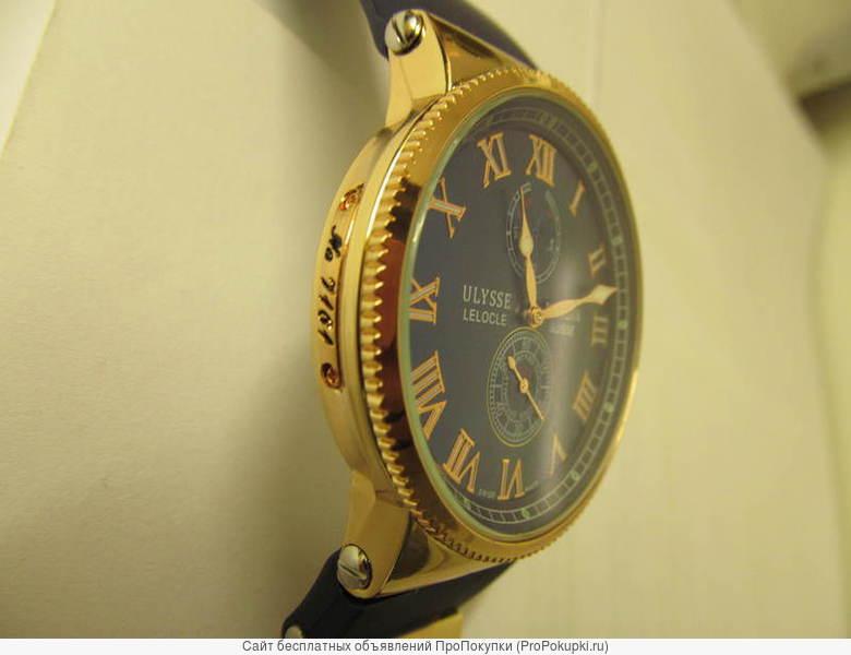 Мужские кварцевые часы ULYSSE NARDIN