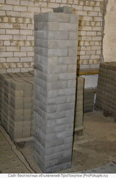 Гидропресс 15 тонн для производства лего-кирпича и брусчатки
