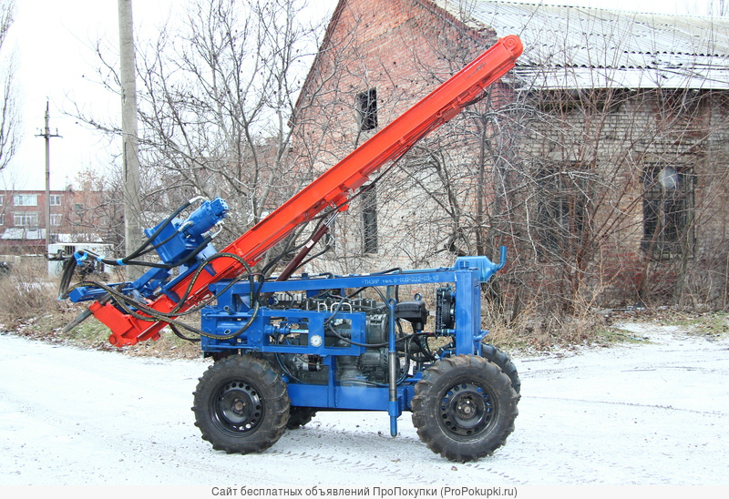 Буровая установка УДВ 70 Малогабаритная