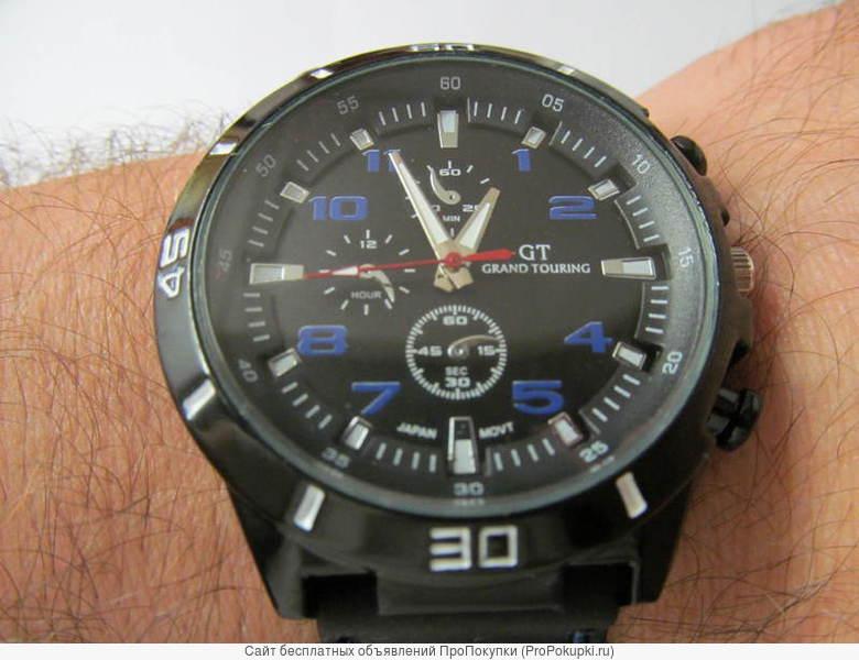 Мужские кварцевые часы GT Grand Touring Sports