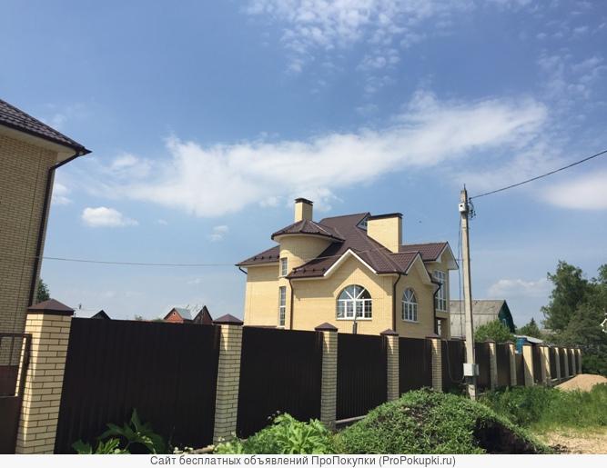 Продаются два коттеджа. Московская обл., Пушкинский р-н, 25 км