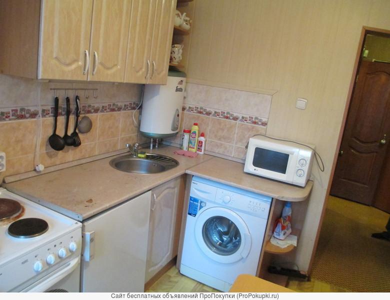 Сдаю 1 комнатную квартиру на проспекте Красноаосрейском