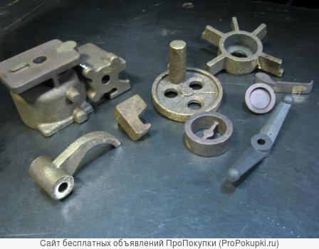 Изготовим отливки из чугуна, стали и цветных металлов