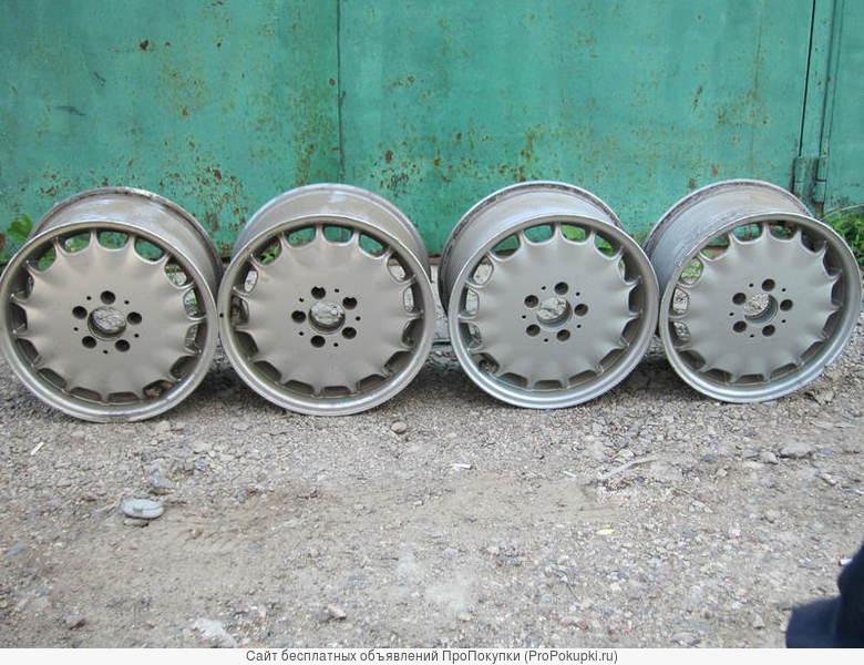 Шины и диски для Мерседес