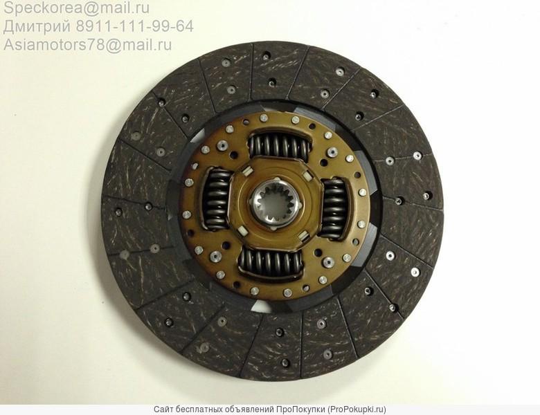 Сцепление Хендай HD72/78 HD120 KIA GRANBIRD / Daewoo